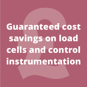 Guaranteed cost savings on load calls and caontrol instrumentation